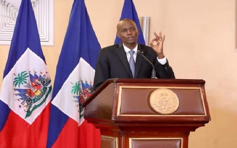 Haïti: Jovenel Moïse «Je n'ai pas encore reçu la liste des familles impliquées dans l'importation des armes et des munitions»