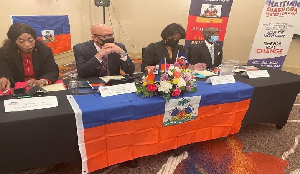 Monde: Une délégation gouvernementale à la commémoration du mois du patrimoine haïtien
