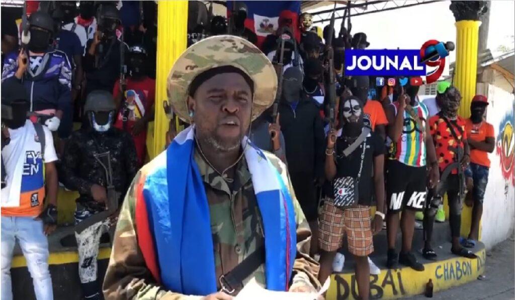 """Haïti: Le G9 en famille et alliés se transforment en  une """"force révolutionnaire"""""""