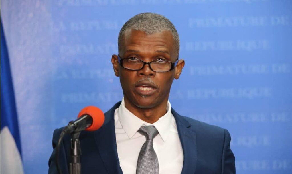 Haïti: Mathias Pierre « Le Gouvernement travaille sur un accord avec l'opposition »