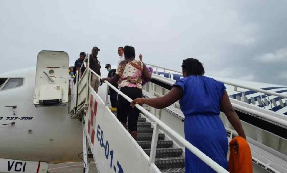 Monde: Des haïtiens en situation migratoire irrégulière au Mexique expulsés