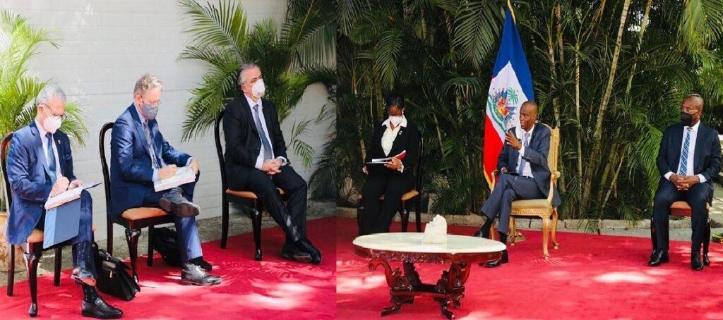 Haïti: Arrivée de la délégation de l'OEA  qui doit faciliter la résolution de la crise