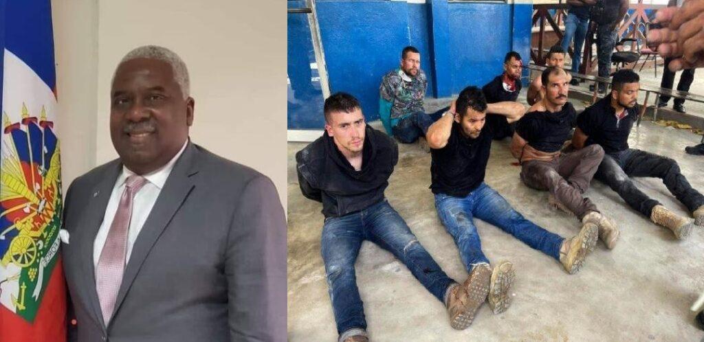 Haïti: L'un des cerveaux présumés de l'assassinat du président Jovenel Moïse arrêté