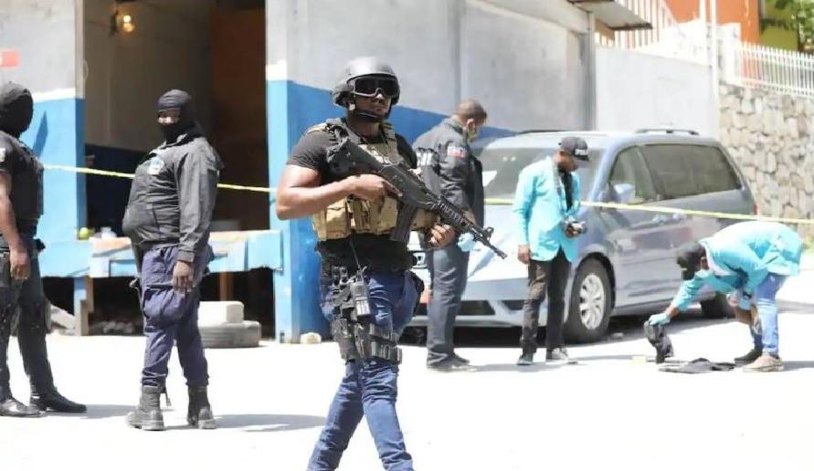 Haïti: Quatre «mercenaires» tués et deux arrêtés après l'assassinat du président Jovenel Moïse