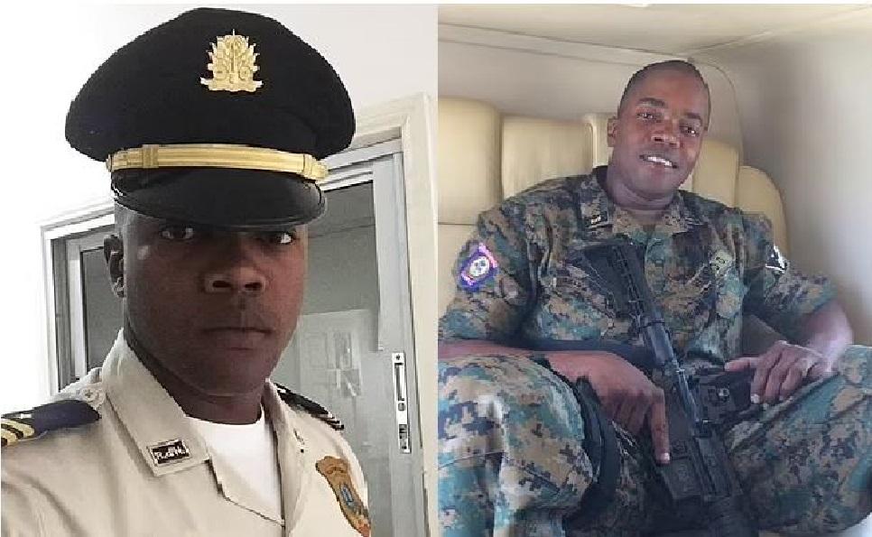 Haïti: Dimitri Hérard, Chef de l'Unité de Sécurité Générale du Palais National donne sa version des faits