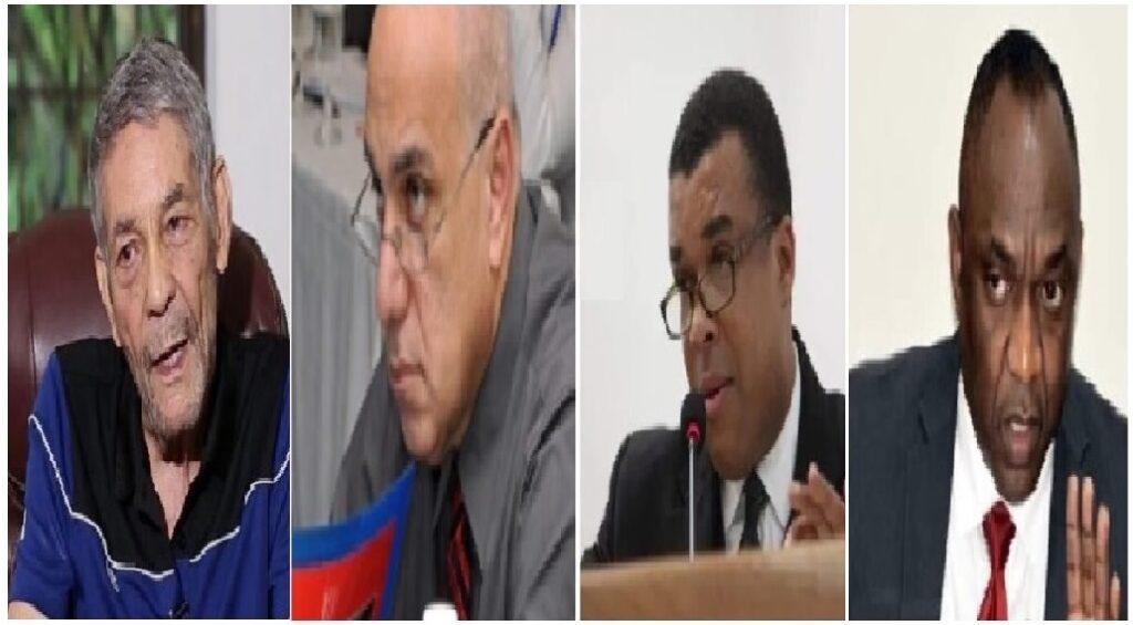 Haïti: Jean Marie Vorbe, Réginald Boulos, Steven Benoît et Youri Latortue invités au Parquet