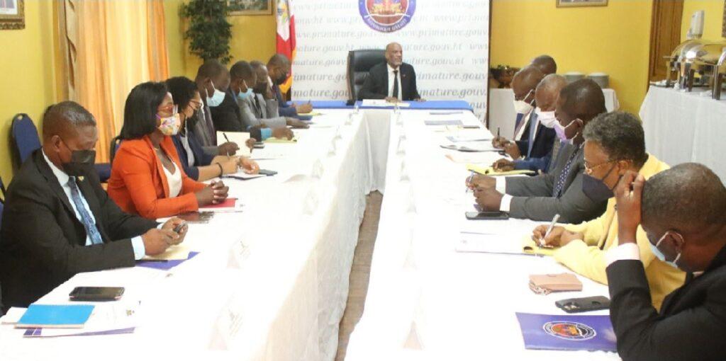 Haïti: Trois hauts fonctionnaires révoqués par le Premier Ministre Ariel Henry