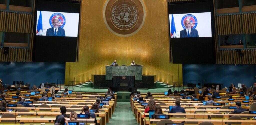 Monde: Le Premier Ministre d'Haïti souhaite une solution durable au « problème migratoire»