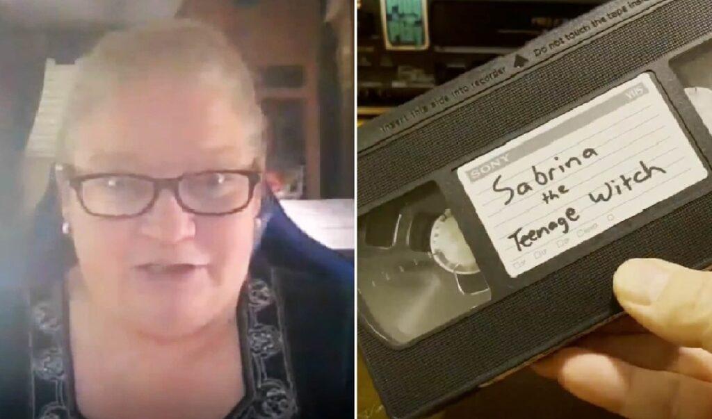 Monde: Une Américaine apprend qu'elle est recherchée depuis 21 ans à cause d'une VHS