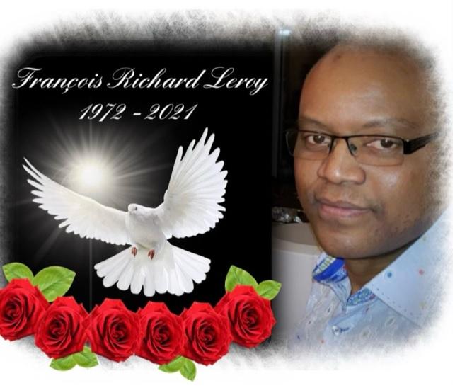 A la mémoire de Monsieur  François Richard Leroy