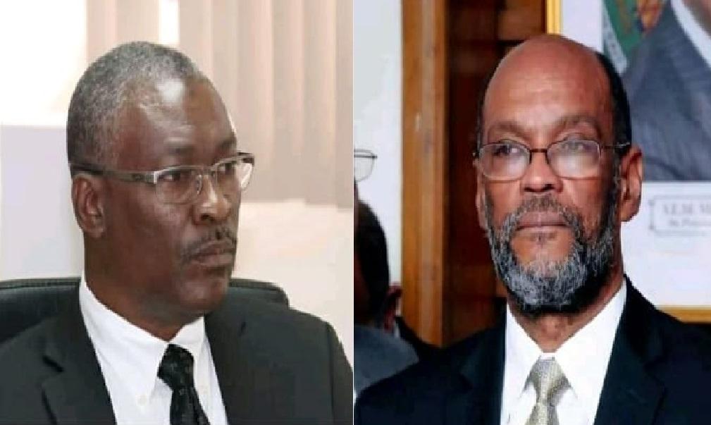 Haïti: Les explications du premier ministre sur les échanges téléphoniques avec  Joseph Félix Badio suscitent des doutes