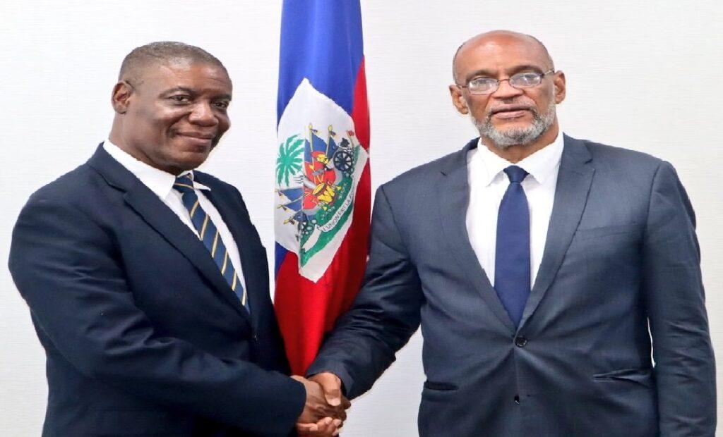 Haïti : le Premier ministre Ariel Henry nomme Liszt Quitel  nouveau ministre de la Justice
