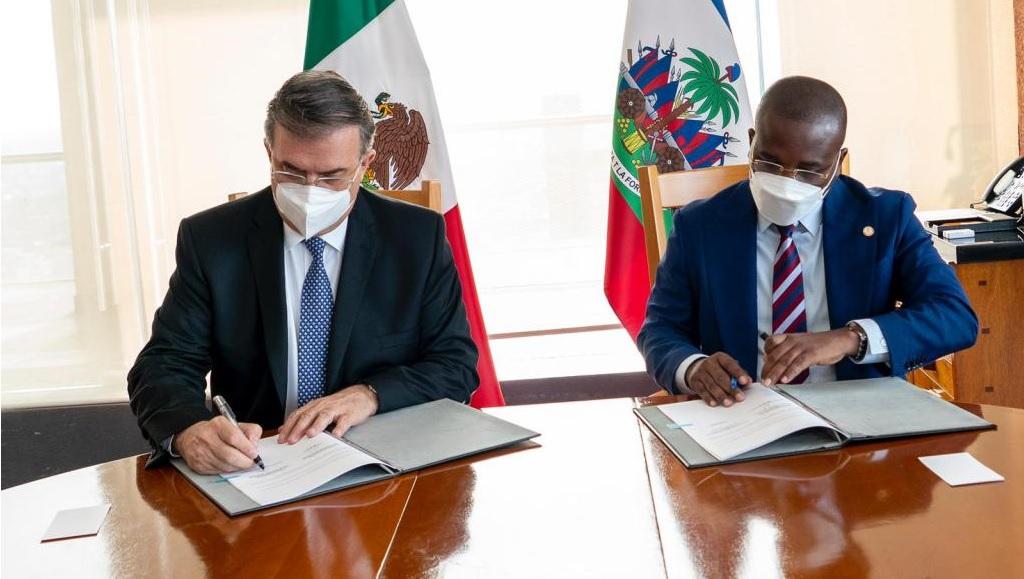 Monde: Rencontre entre les autorités haïtiennes et mexicaines sur la situation des migrants