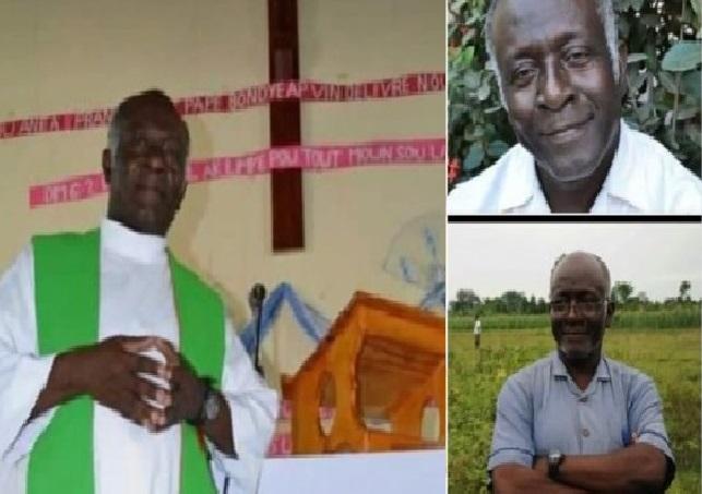 Haïti: Le révérend Père André Sylvestre tué par balles à sa sortie d'une banque