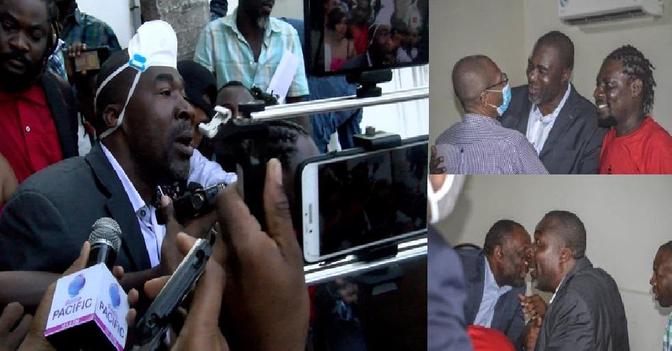 Haïti: L'audition d'Arnel Bélizaire et consorts mise en continuité à huitaine