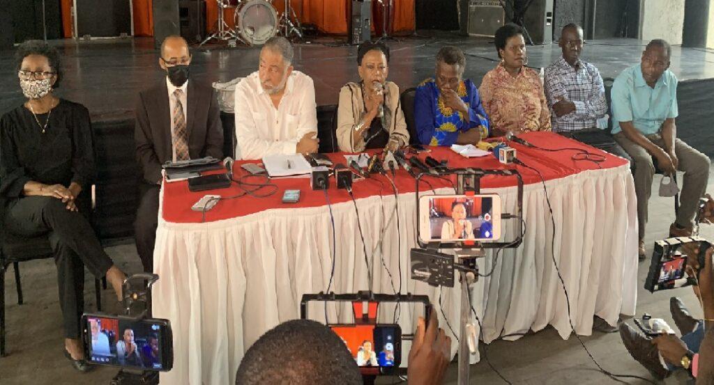 Haïti: La Commission de recherche d'une solution haïtienne à la crise rejette toute idée de fusionner les principaux accords politiques