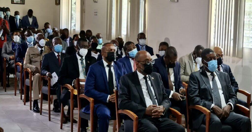 Haïti: Ariel Henry remet en place le Conseil supérieur du pouvoir judiciaire