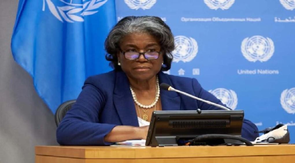 Monde: L'ambassadrice des Etats-Unis auprès des Nations-Unies réclame  justice pour Jovenel Moïse et Monferrier Dorval
