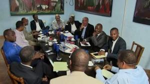 Haiti:  Le Groupe des Huit (8) appelle maintenant à la sagesse politique et au dialogue