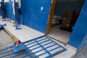 Haiti: Evasion record de 174 fugitifs de la prison de l'Arcahaie