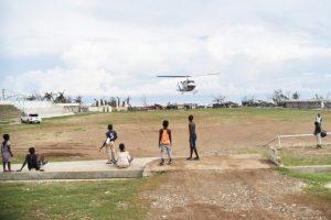 Haiti: Des drones pour identifier les besoins des zones survolées des victimes de l'ouragan Matthew