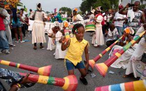 Le Carnaval National se tiendra aux Cayes, selon le président élu Jovenel Moïse