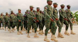 Haiti:  Le gouvernement annonce le recrutement de 500 militaires pour la nouvelle armée