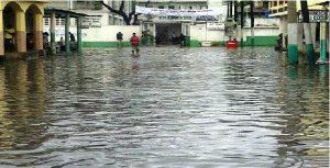 Haiti: La ville des Cayes dans le Grand Sud inondée