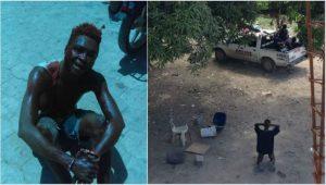 """HAITI: Un chef de gang surnommé """" Boule """" arrêté par la PNH dimanche"""