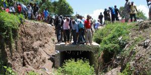 Haiti: Des conteneurs d'équipements de valeur abandonnés depuis 2010, retrouvés