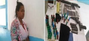 Haiti: Arrestation d'une importante cheffe de gang dominicaine par la PNH