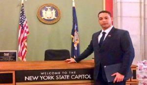 Monde: François Nicolas Duvalier à la journée d'unité haïtienne de l'Etat de New York