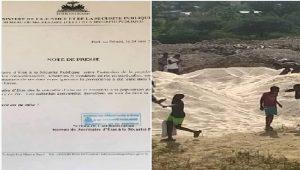 Haiti: L'affaire du riz tombé du ciel!