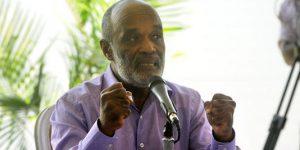 Haiti: Moise Jean Charles « L'ex-Président René Préval est mort empoisonné »