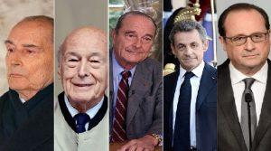 Monde: La France veut supprimer les avantages matériels accordés aux anciens présidents