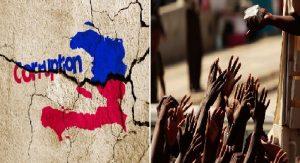 Haiti: La corruption est « pire maintenant que sous la dictature de Duvalier »