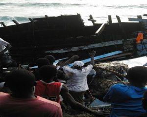 Haiti: Naufrage d'une embarcation entre l'île de La Tortue et Port de Paix