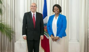 Haiti: Martine Moise nommée Présidente du Mécanisme de coordination du Fonds mondial