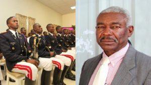Haiti: Jodel Lesage nouveau Lieutenant-Général des Forces armées d'Haïti (FAD'H)