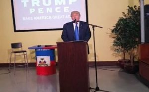 Monde: L'haïtien qui a organisé la rencontre entre Trump et la communauté haïtienne refuse de commenter