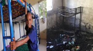 Haiti: L'orphelinat « La maison de l'espoir » détruit par les flammes…