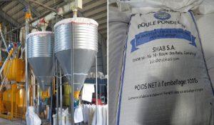 Haiti: Une nouvelle usine de production d'aliments pour promouvoir l'élevage