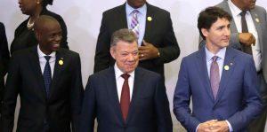 Monde: Justin Trudeau a l'intention d'inviter Jovenel Moise au Canada lors du G7