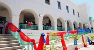 Haiti: Inauguration de la nouvelle Unité pediatrique à l'hôpital Justinien