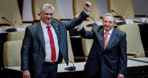 Monde: Miguel Mario Diaz-Canel Bermúdez devient le nouveau Président cubain