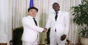 Haiti: Le président Jovenel Moïse affiche sa préférence pour Taïwan