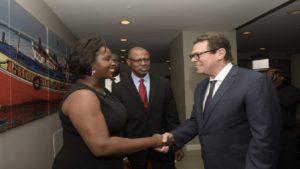 Monde: La Banque Caribéenne de Développement ouvre officiellement son bureau en Haïti