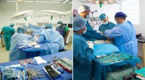 Haiti: Première chirurgie de remplacement total du genou à l''Hôpital Adventiste d'Haiti (HAH)