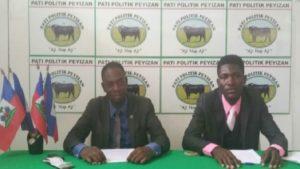 Haiti: Le parti politique Paysan dénonce « un complot de certaines autorités contre Laurent Lamothe »