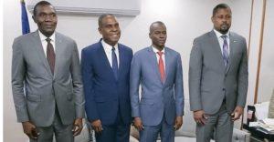 Haiti: Rencontre d'urgence entre les leaders des 3 pouvoirs constitués de l'Etat